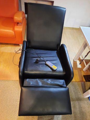 Fotel do masażu z wibracjami