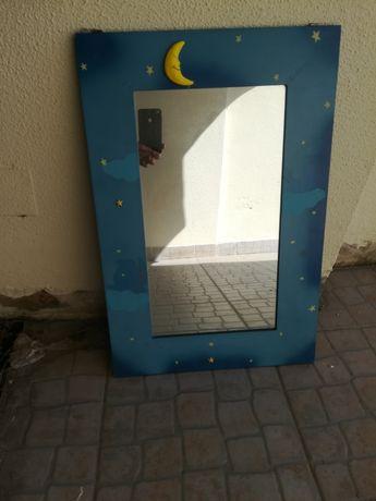 Espelho quarto criança
