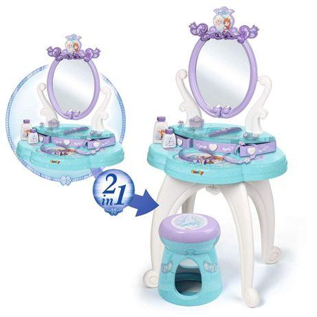 Smoby Frozen Столик туалетный с зеркалом 320224