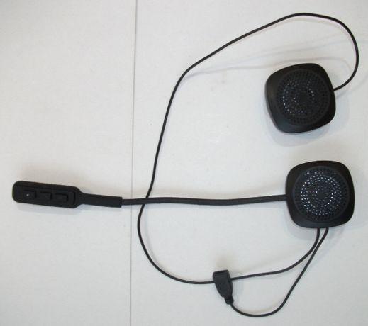 Zestaw Słuchawkowy Bluetooth 4.1 do Kasku Motocykla