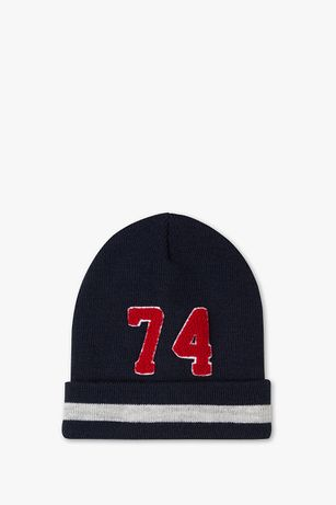 Nowa czapka zimowa C&A Palomino 104/122 dla chłopca