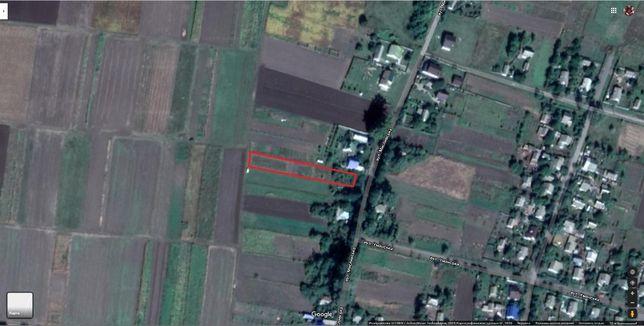 Продам земельный участок с. Ерковцы