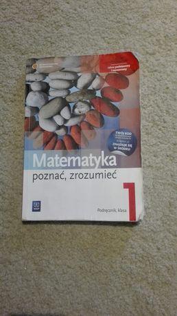 Matematyka poznać zrozumieć część 1