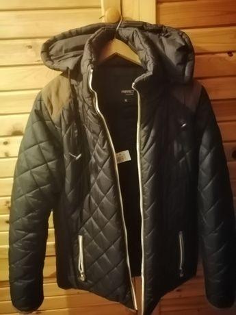 Sprzedam kurtkę ocieplana