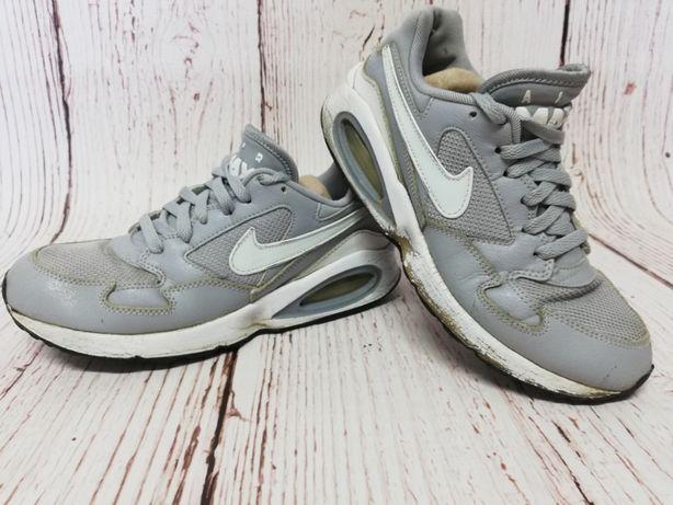 Buty damskie szaro białe Nike Air Max roz. 38 wkładka 24cm! Okazja