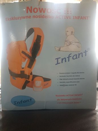 Nosidełko Active Infant do 12kg