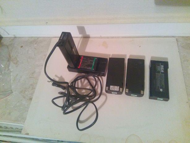 Ładowarka akumulatorów kamery Sony