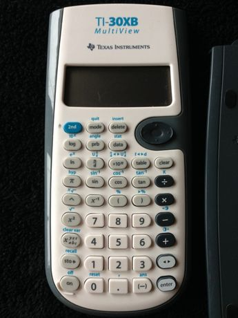 Máquina de calcular cientifica Texas Instruments