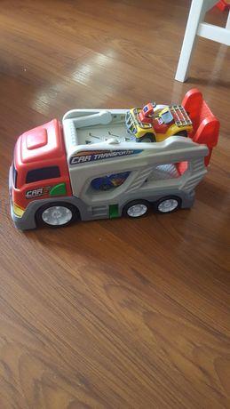 Camião transporte