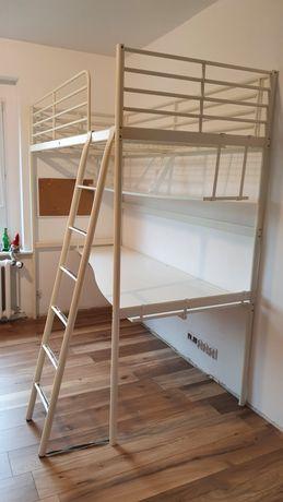 IKEA Svarta antresola 90x200 biurko matera