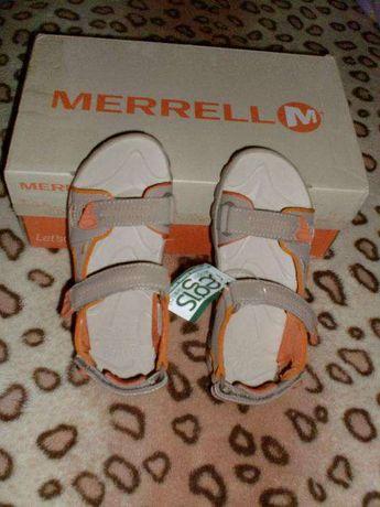 Sandalias para criança MERREL - tamanho 32 (NOVAS)