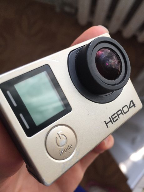 GoPro Hero Black 4 экшн камера