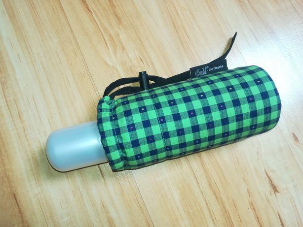 Ekologiczna, szklana butelka ze smoczkiem, termo ochraniacz Emil
