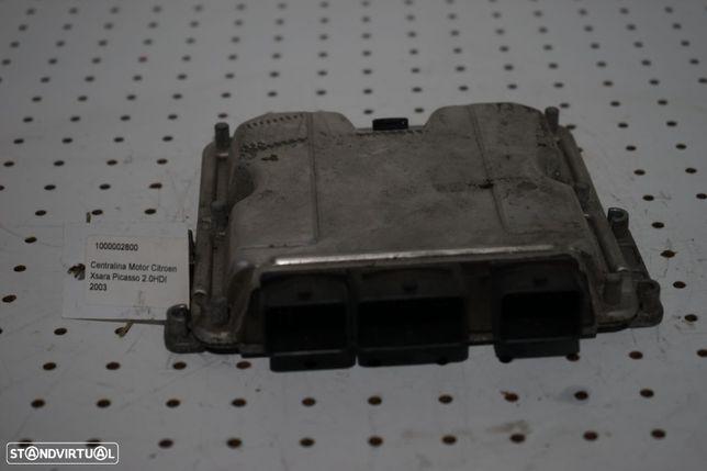 Centralina Motor Citroen Xsara Picasso 2.0HDi 2003