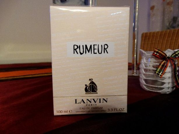 Lanvin Rumeur woda perfumowana 100 ml nowa folia