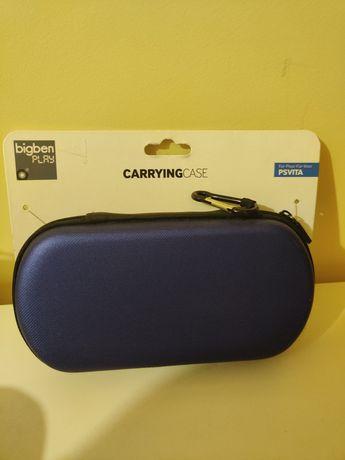 Carrying Case Blue para Psvita