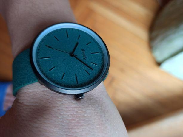 Zegarek na rękę zielony SIMPLIFY damski męski