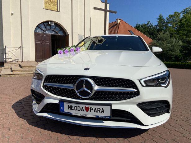 Mercedes CLA - auto do ślubu - 600 zł