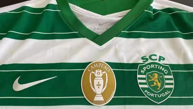 Camisola Sporting 21/22