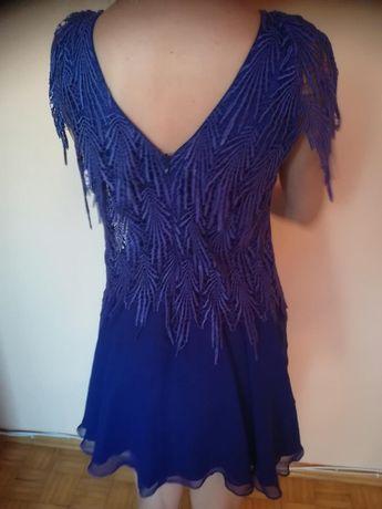 Sukienka łacina 160-165 cm dla klasy F E