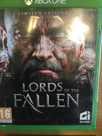 Lords of the Fallen Limited Edition XBox One, gra na Xboxa