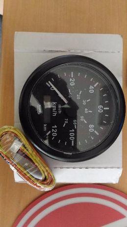 Conta Quilómetros 12/24V 120km/h