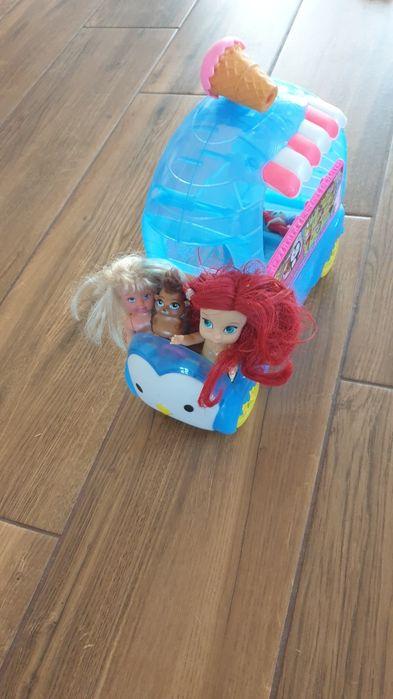 Mattel Enchantimals Mobilna Budka z lodami. Skarżynek - image 1