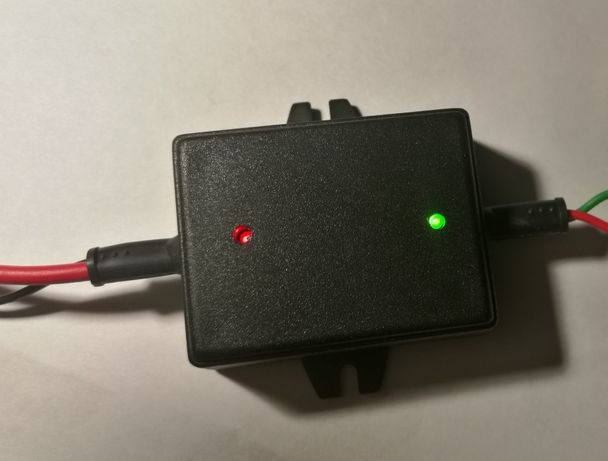 стабилизатор питания 12В 0.5А (гальванически развязан()