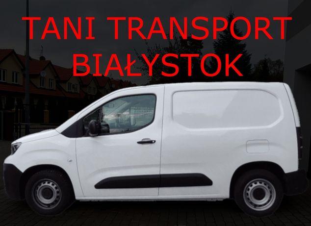 Transport Agd, mebli, materiały budowlane Białystok