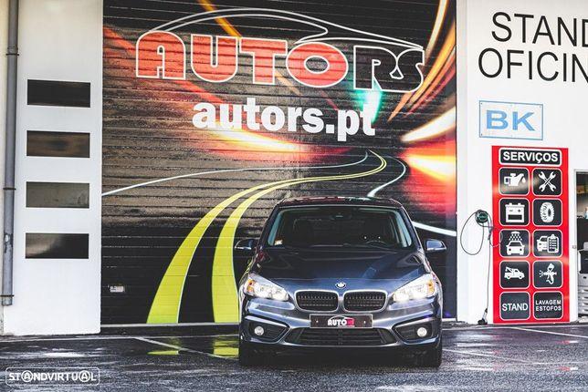 BMW 216 Gran Tourer