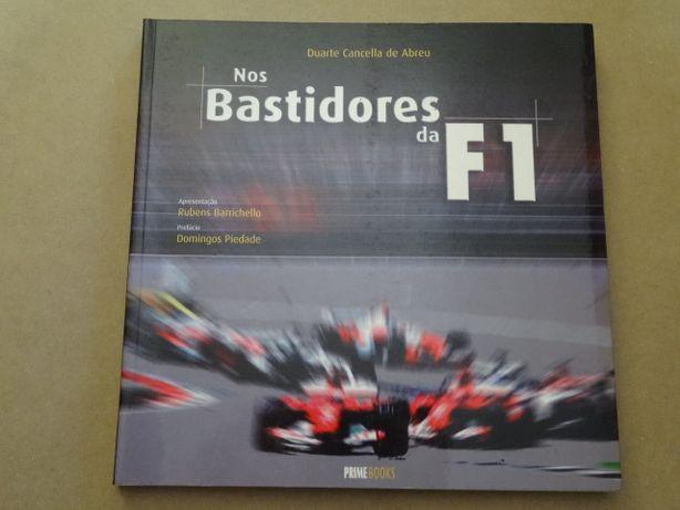 Nos Bastidores da Fórmula 1 de Duarte Cancella
