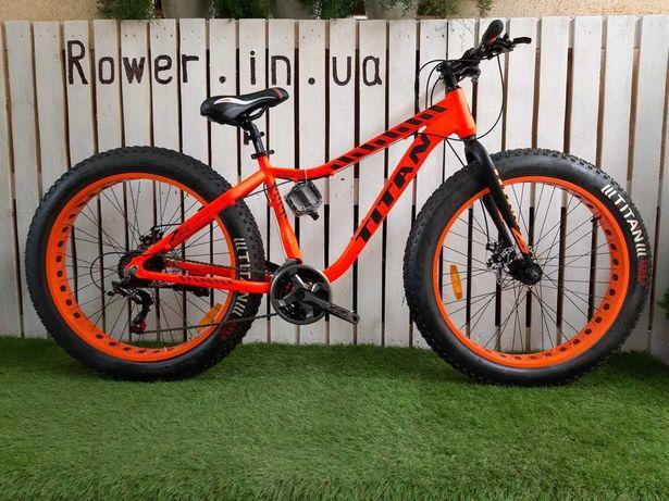Велосипед Crossover 26 / Алюмінієва рама. Фетбайк фэтбайк fetbike
