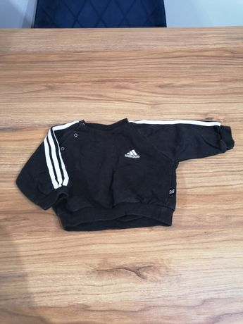 Bluza adidas czarna