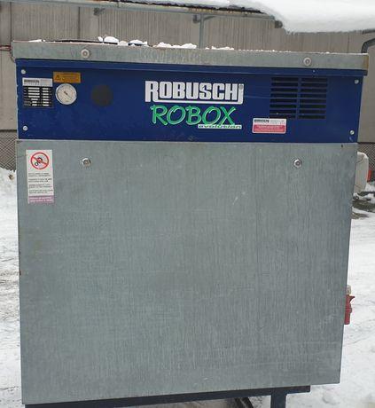 Pompa powietrzna, dmuchawa śrubowa Robuschi 13,4m3/min