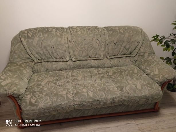 Sofa łóżko rozkładane