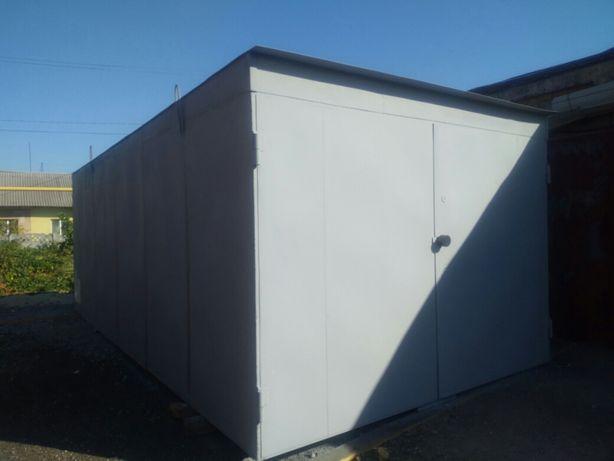 Продам гараж металлический или из проф.листа новый