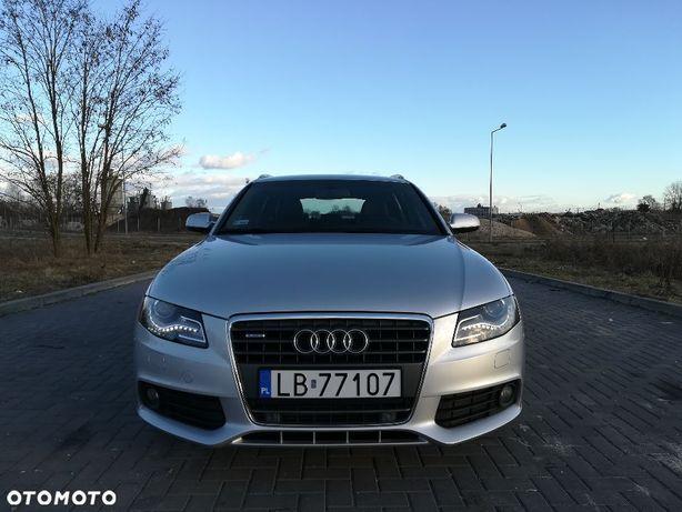 Audi A4 Quattro, automat, prywatne, doinwestowane, bogate wyposażenie