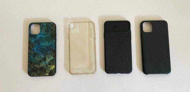 Accessorios Capas de proteçao iPhone 11 Pro Max