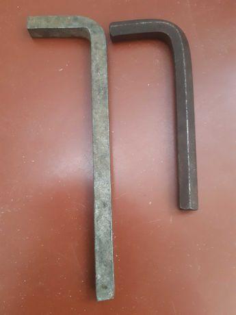 Ключи металлические