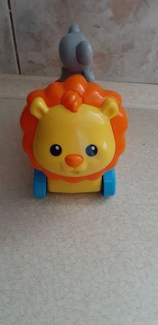 Vtech zabawka edukacyjna grająca Lew.