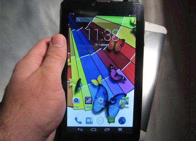 Новый! Планшет телефон Lenovo 3G на 2 сим карты В школу / Для фильмов