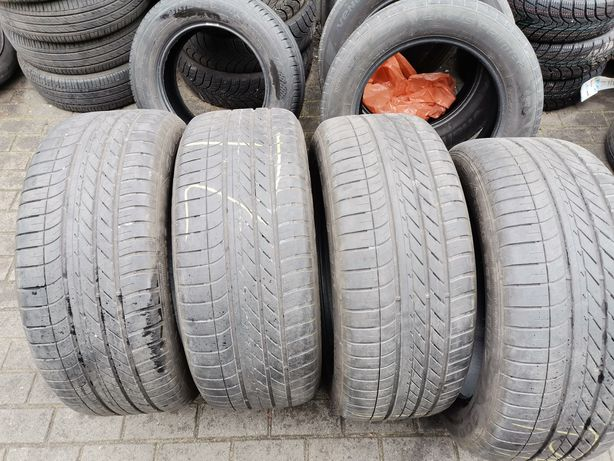255/50r19 run flat goodyear lato 4szt