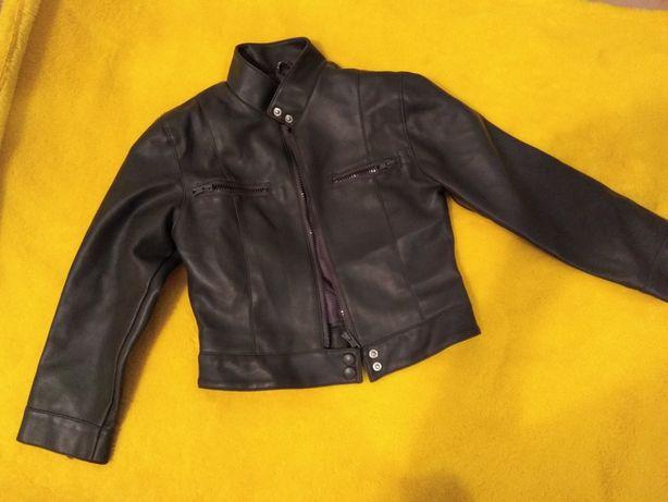 Кожаная курточка косуха
