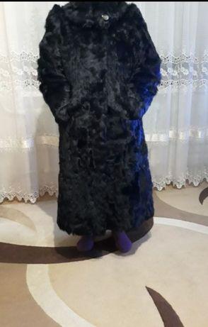 шуба з козлика 58-60, шубка козлик, большой размер батал