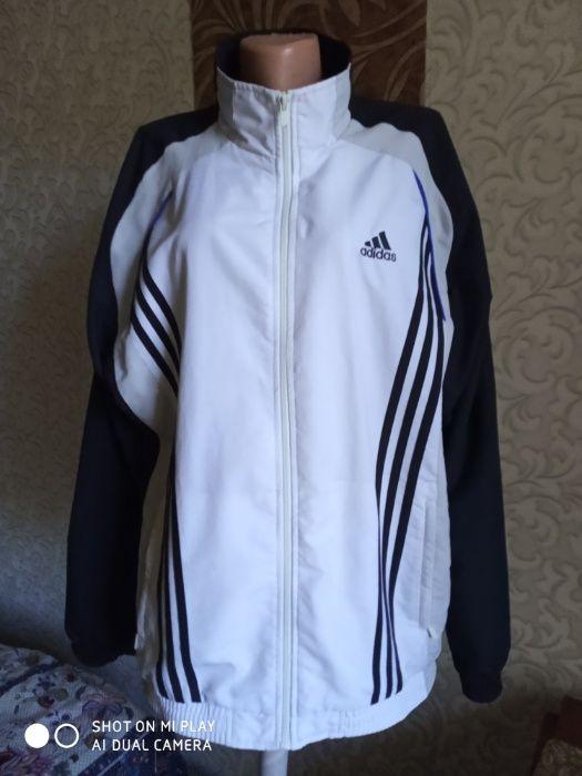Мужская мастерка спортивная кофта Adidas Изюм - изображение 1