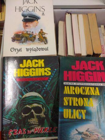 Powieści sensacyjne Jack Higgins