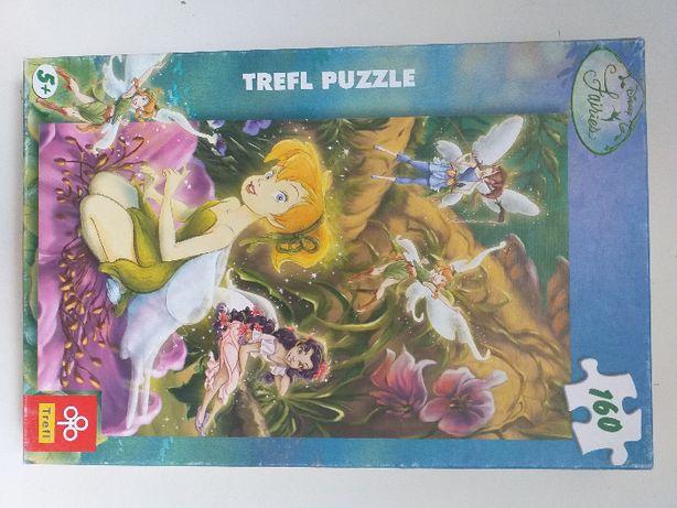puzzle wróżki dzwoneczek 160 el