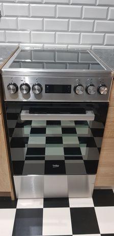 Kuchnia elektryczna Beko z piekarnikiem+ gwarancja