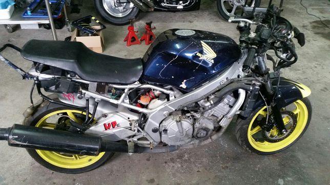 Honda Cbr para peças