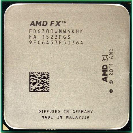 Игровой системный блок 6 ядер AMD FX6300/8GB/500GB/geforce gtx1050